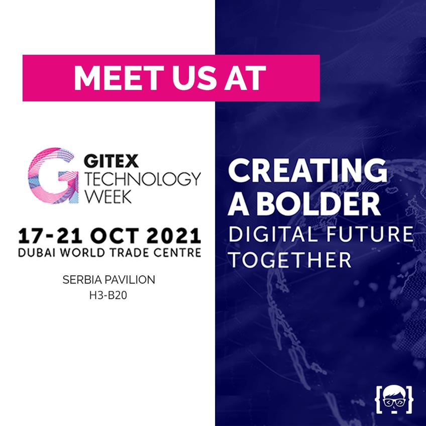 codeIT at Gitex 2021